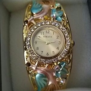 Jewelry - SALE🌺 STRADA WATCH NWT